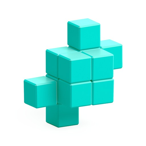 Turquoise candy