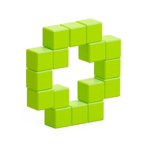 Light green pharmacy