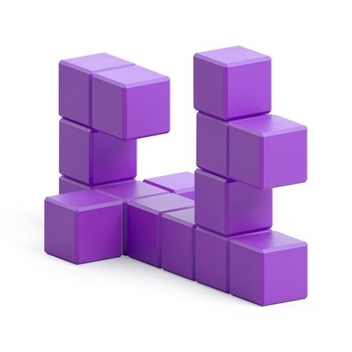 Violet panther